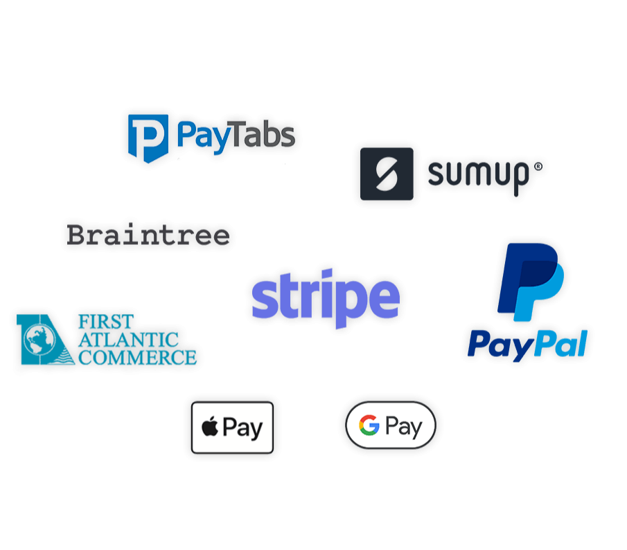 Accept payments globally